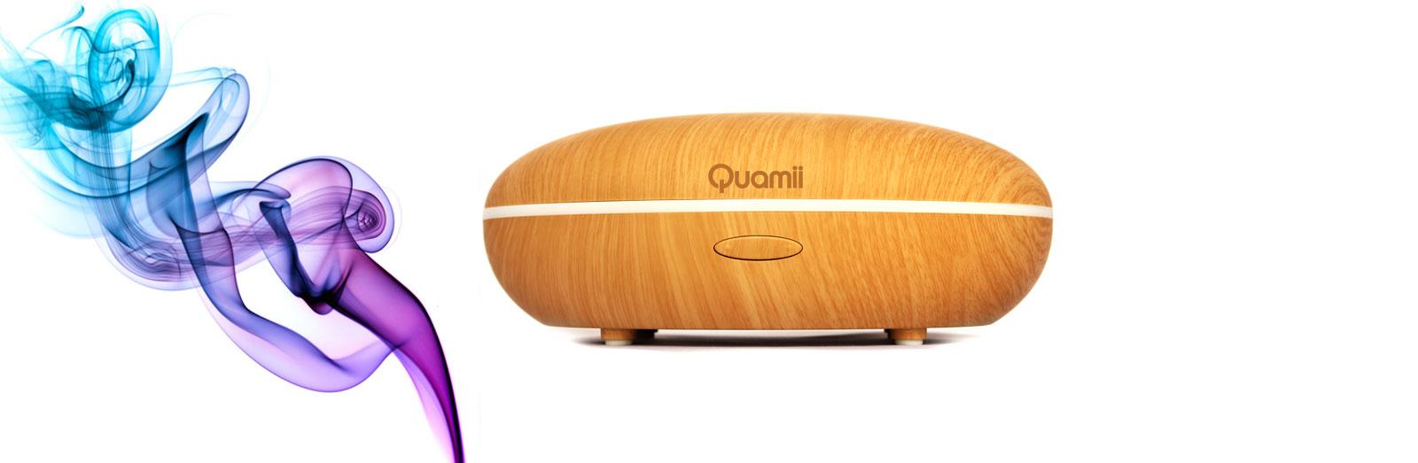 Quamii Ultrasonic Diffuser